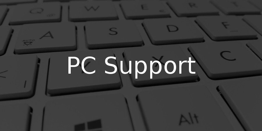 PC Support